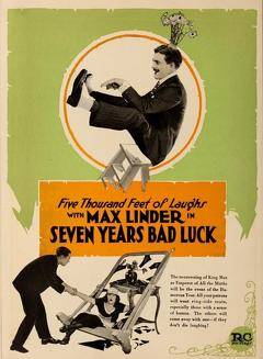 Best Movies of 1921 : Seven Years Bad Luck