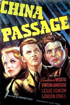 Best Mystery Movies of 1937 : China Passage