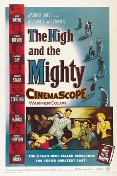Best Adventure Movies of 1954 : The High and the Mighty