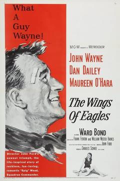 Best War Movies of 1957 : The Wings of Eagles