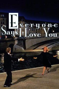 Best Music Movies of 1996 : Everyone Says I Love You