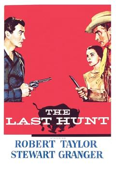 Best Western Movies of 1956 : The Last Hunt