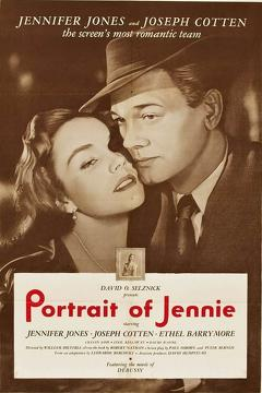 Best Fantasy Movies of 1948 : Portrait of Jennie