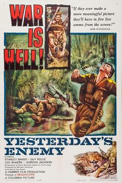 Best War Movies of 1959 : Yesterday's Enemy