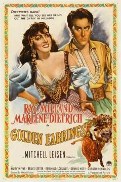 Best Adventure Movies of 1947 : Golden Earrings