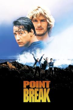 Best Crime Movies of 1991 : Point Break