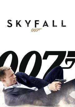 Best Thriller Movies of 2012 : Skyfall