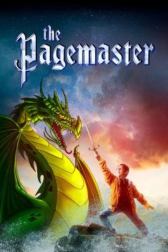 Best Science Fiction Movies of 1994 : The Pagemaster