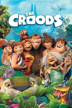 Best Adventure Movies of 2013 : The Croods