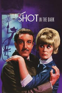 Best Comedy Movies of 1964 : A Shot in the Dark