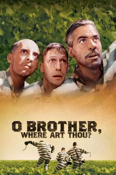 Best Comedy Movies of 2000 : O Brother, Where Art Thou?