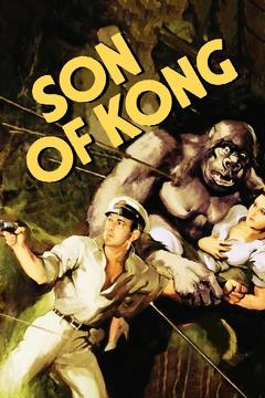 Best Horror Movies of 1933 : Son of Kong