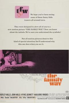 Best Comedy Movies of 1966 : The Family Way