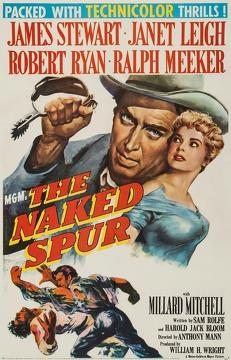 Best Drama Movies of 1953 : The Naked Spur