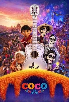 Best Adventure Movies of 2017 : Coco