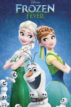Best Animation Movies of 2015 : Frozen Fever