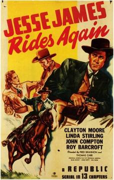Best Action Movies of 1947 : Jesse James Rides Again