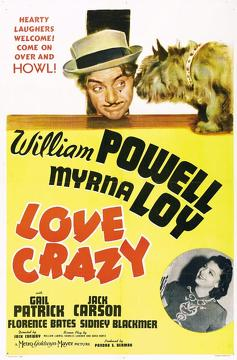 Best Comedy Movies of 1941 : Love Crazy