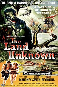 Best Science Fiction Movies of 1957 : The Land Unknown