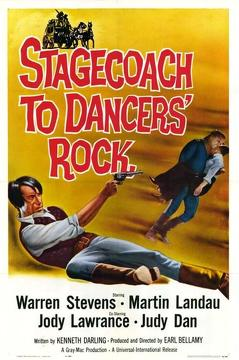 Best Western Movies of 1962 : Stagecoach to Dancers' Rock
