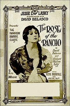 Best Romance Movies of 1914 : The Rose of the Rancho