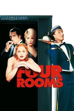 Best Comedy Movies of 1995 : Four Rooms