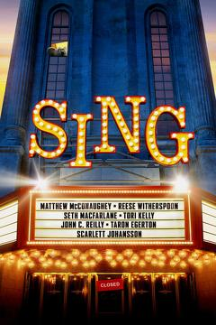 Best Comedy Movies of 2016 : Sing