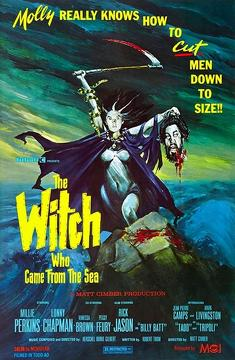 Best Horror Movies of 1976 : The Witch Who Came from the Sea