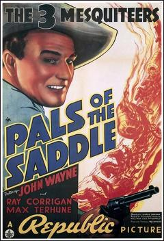 Best Western Movies of 1938 : Pals of the Saddle