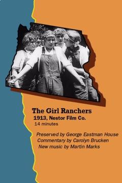 Best Western Movies of 1913 : The Girl Ranchers