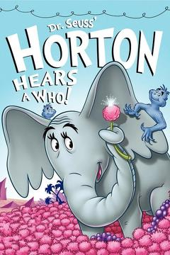 Best Animation Movies of 1970 : Horton Hears a Who!