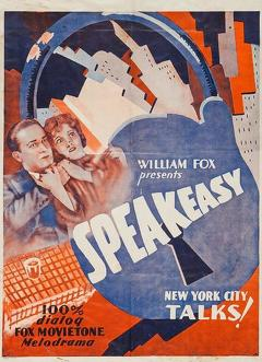 Best Action Movies of 1929 : Speakeasy