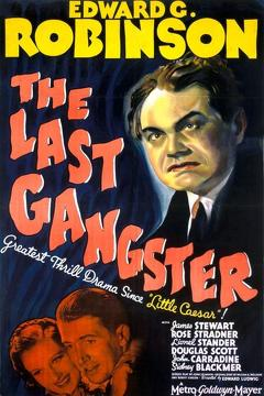 Best Thriller Movies of 1937 : The Last Gangster