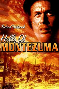 Best Action Movies of 1951 : Halls of Montezuma