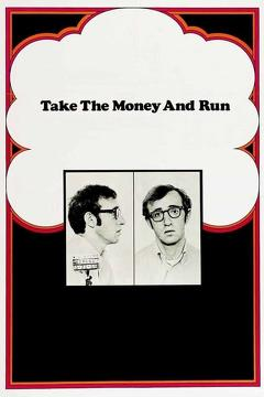 Best Crime Movies of 1969 : Take the Money and Run