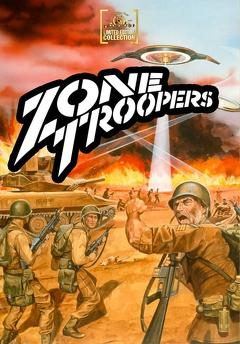 Best War Movies of 1985 : Zone Troopers