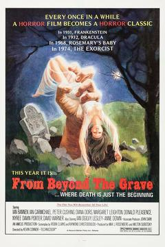 Best Horror Movies of 1974 : From Beyond the Grave