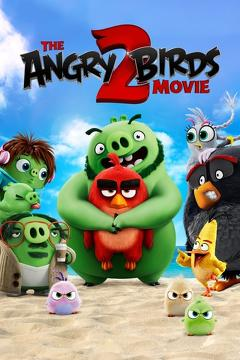 Best Animation Movies of 2019 : The Angry Birds Movie 2