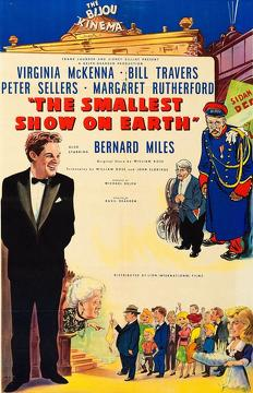Best Comedy Movies of 1957 : The Smallest Show on Earth