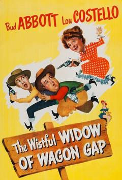Best Family Movies of 1947 : The Wistful Widow of Wagon Gap