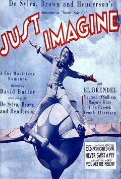 Best Science Fiction Movies of 1930 : Just Imagine