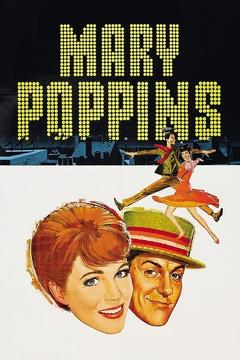 Best Family Movies of 1964 : Mary Poppins