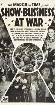 Best Documentary Movies of 1943 : Show-Business at War