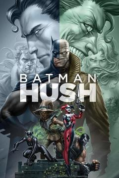 Best Mystery Movies of 2019 : Batman: Hush