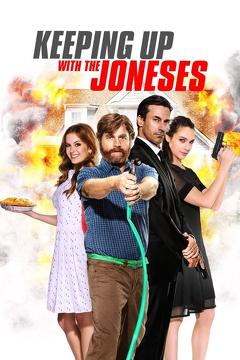 Best Action Movies of 2016 : Keeping Up with the Joneses