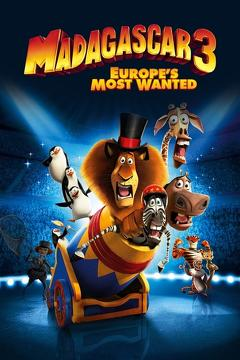 Best Adventure Movies of 2012 : Madagascar 3: Europe's Most Wanted