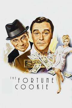 Best Comedy Movies of 1966 : The Fortune Cookie