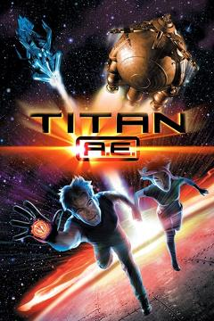 Best Animation Movies of 2000 : Titan A.E.