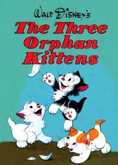 Best Animation Movies of 1935 : Three Orphan Kittens