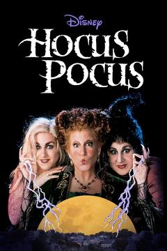 Best Fantasy Movies of 1993 : Hocus Pocus